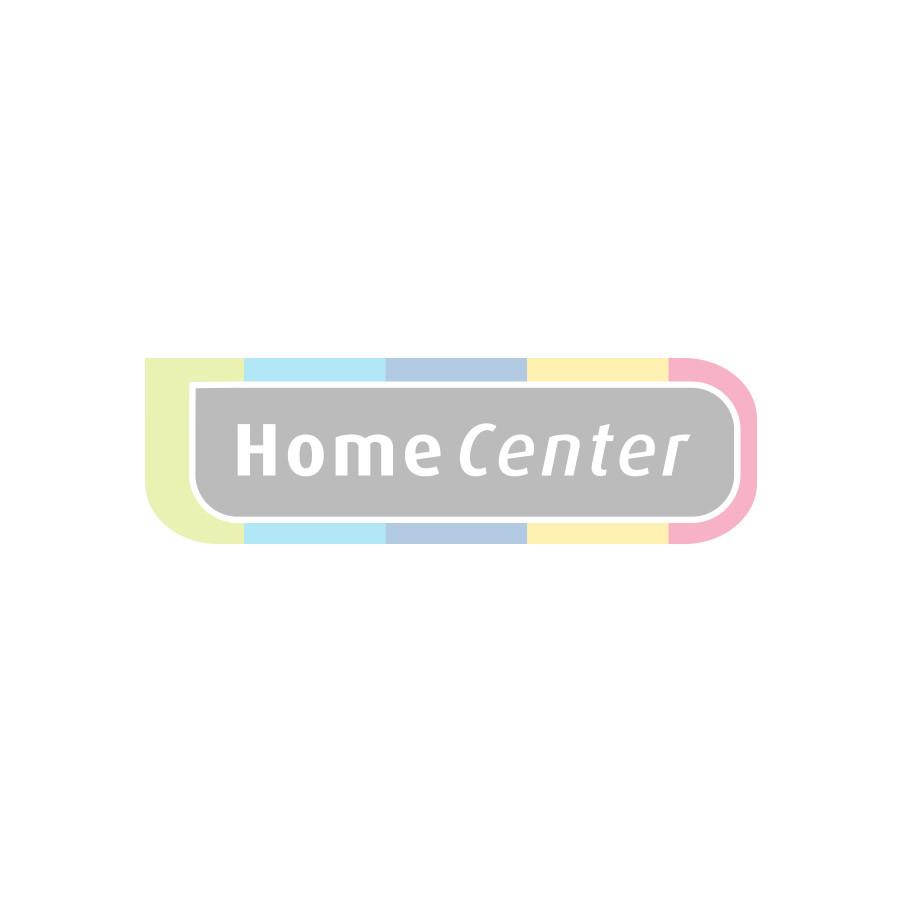 At Home Dekbedovertrek Living Grey 140x200/220 cm