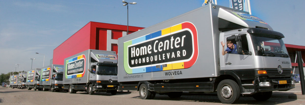 Home Center in Wolvega
