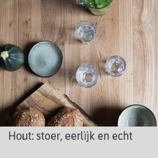 Blog: Home Center Inspireert - Hout