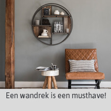 Blog Een wandrek is een musthave!