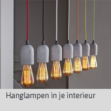 Hanglampen in je interieur - blog