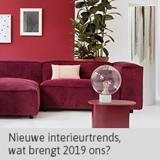Blog interieurtrends 2019