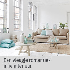 Vleugje Romantiek Interieur - Blog