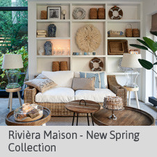 Rivièra Maison New Spring Collection - Blog