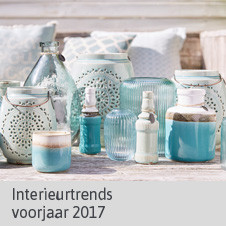 Blog interieurtrends voorjaar 2017