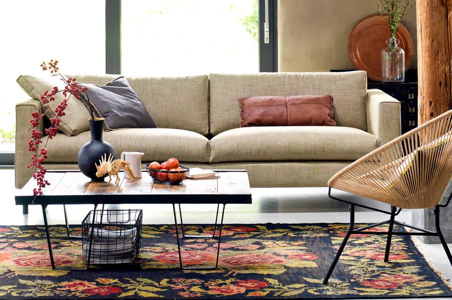7x Klassiek Interieur : De voordelen van een vloerkleed in je interieur home center