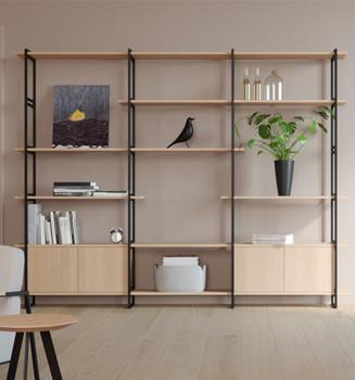 Studio HENK Mudular cabinet