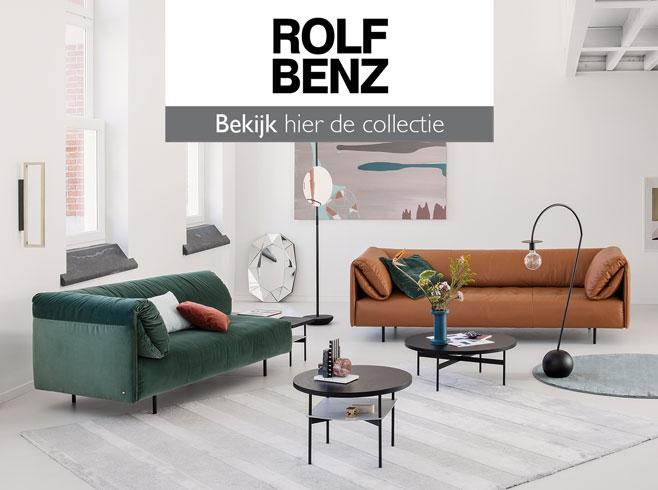 Rolf Benz - bekijk hier de collectie