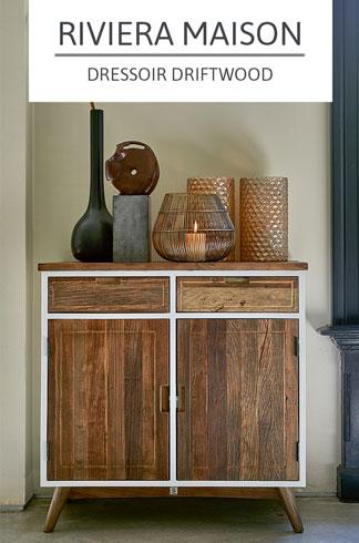 Rivièra Maison - Driftwood - klik hier
