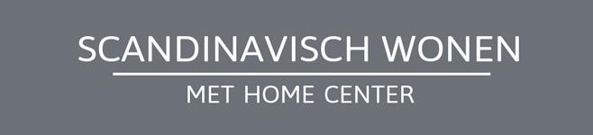 Scandinavisch wonen met Home Center