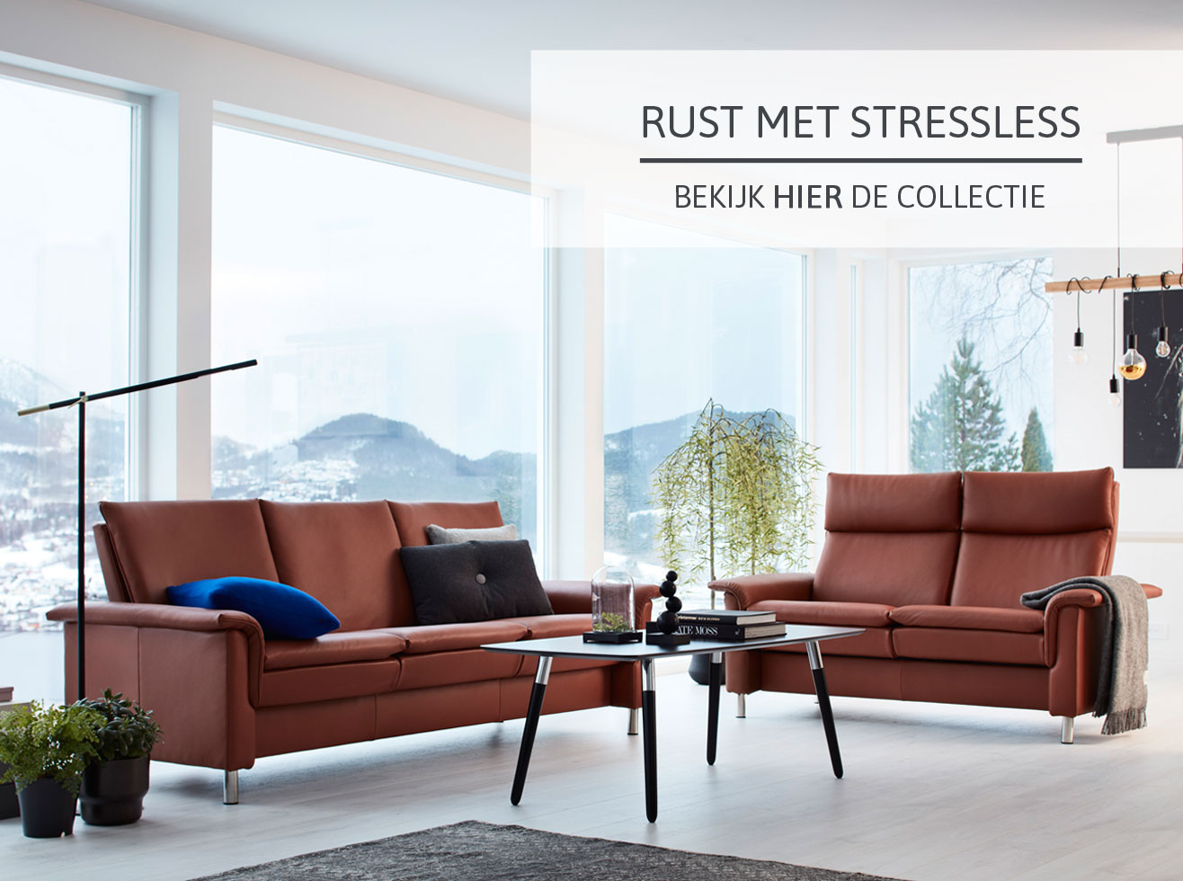 Traditioneel met Stressless