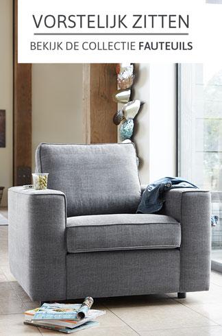 Vorstelijk - Bekijk de collectie fauteuils