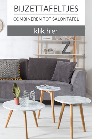 richt je woonkamer in met home center meubels